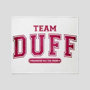 Pink Team Duff Stadium Blanket