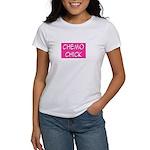 'Chemo Chick' Women's T-Shirt