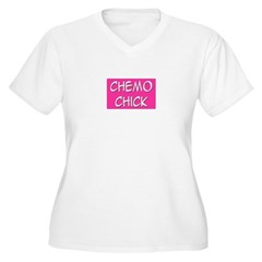 'Chemo Chick' T-Shirt