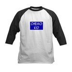 'Chemo Kid' Kids Baseball Jersey