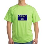 'Chemo Kid' Green T-Shirt