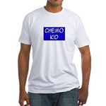 'Chemo Kid' Fitted T-Shirt