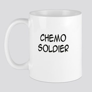 'Chemo Soldier' Mug