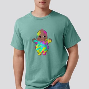 Chubby Paint Splatter Kewpie T-Shirt