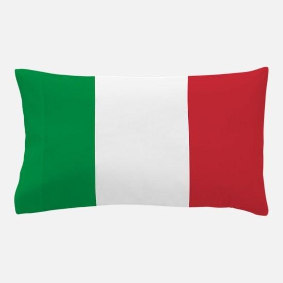 Italian Flag Pillow Case