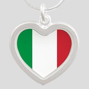 Italian Flag Necklaces