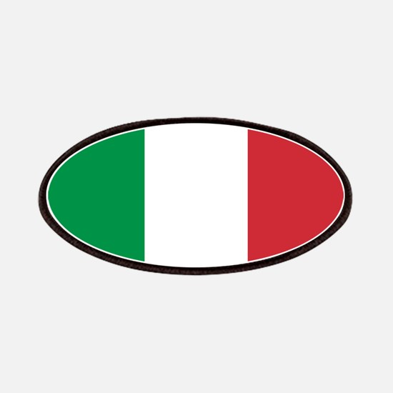 Italian Flag Patch