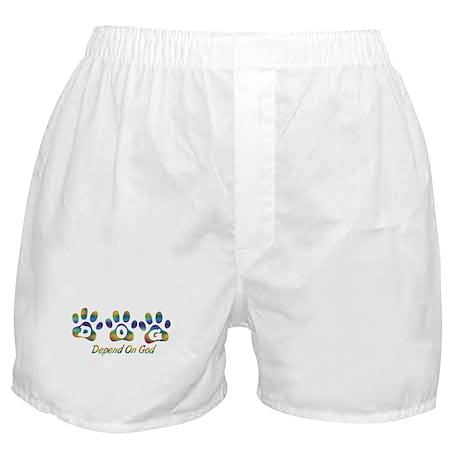Tiedye DOG Boxer Shorts