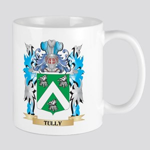 Tully Coat of Arms - Family Crest Mugs