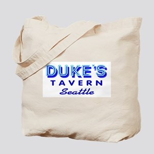 Duke's Tavern Tote Bag