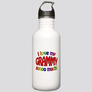 I love my GRAMMY soooo Stainless Water Bottle 1.0L