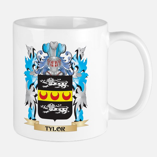 Tylor Coat of Arms - Family Crest Mugs