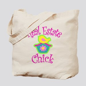 Real Estate Chick Tote Bag