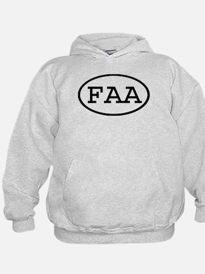 FAA Oval Hoodie