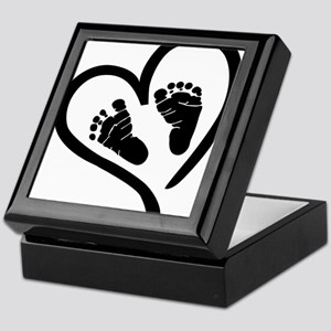Baby Heart (Maternity) Keepsake Box