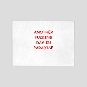 paradise 5'x7'Area Rug