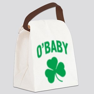 OBaby St Patricks Day Canvas Lunch Bag