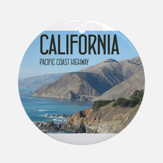 California Pacific Coast Highway 1 Bixby Bridge Ro