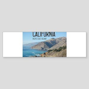 California Pacific Coast Highway 1 Bixby Bridge Bu