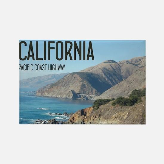 California Pacific Coast Highway 1 Bixby Bridge Ma
