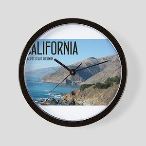 California Pacific Coast Highway 1 Bixby Bridge Wa