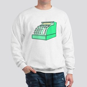 Old Cash Register Sweatshirt