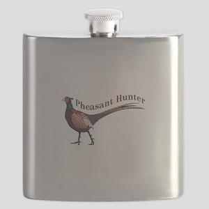 PHEASANT HUNTER Flask