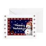 Snowman Holiday Greeting Cards (Pk of 10)
