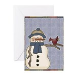 Snow Friends Greeting Cards (Pk of 10)