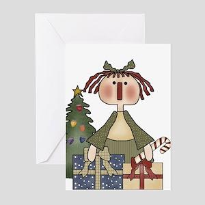 Ragdoll's Christmas Greeting Cards (Pk of 10)