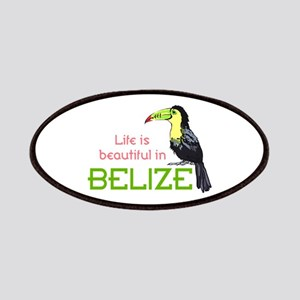 TOUCAN LIFE IN BELIZE Patch