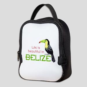 TOUCAN LIFE IN BELIZE Neoprene Lunch Bag