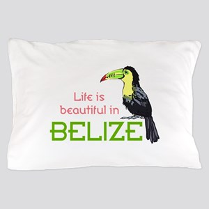 TOUCAN LIFE IN BELIZE Pillow Case