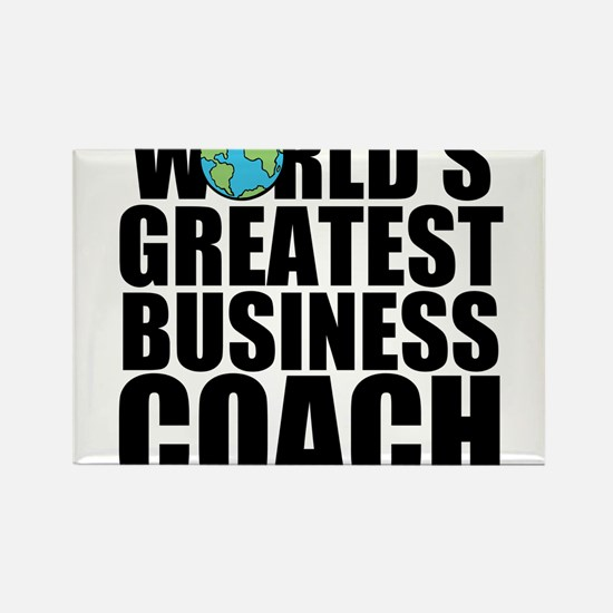 World's Greatest Business Coach Magnets