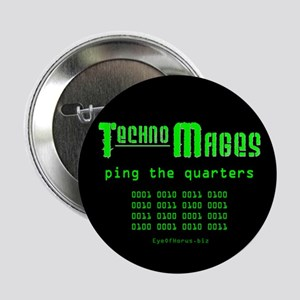 Techno-Mages Ping Button