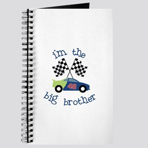 big brother race car Journal