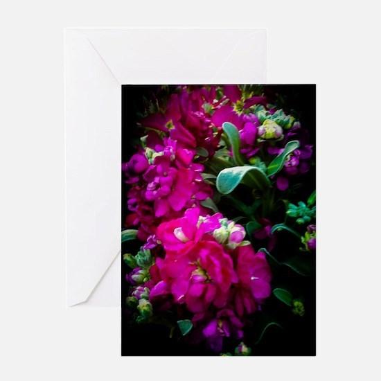 Beautiful Begonias Greeting Card