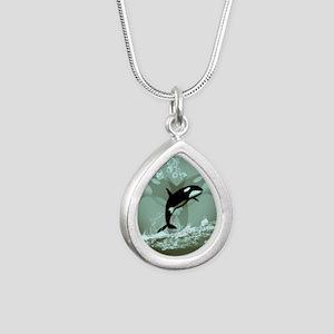 Amazing Orca Necklaces