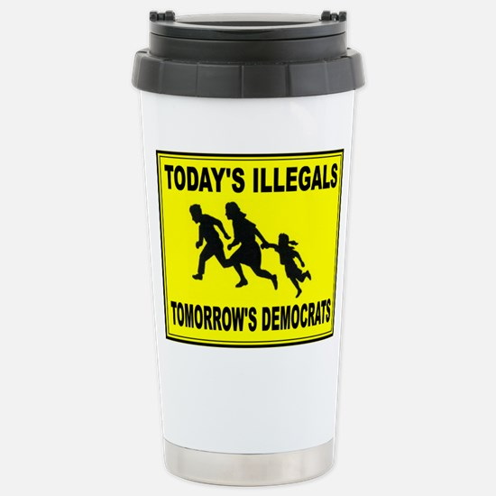 AMERICA'S ENEMY Travel Mug