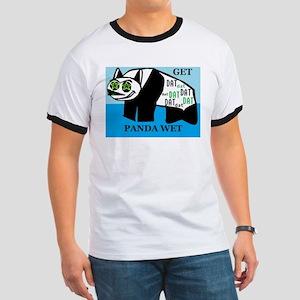 GET DAT PANDA WET T-Shirt
