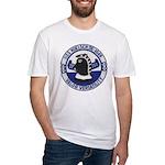 USS KOELSCH Fitted T-Shirt
