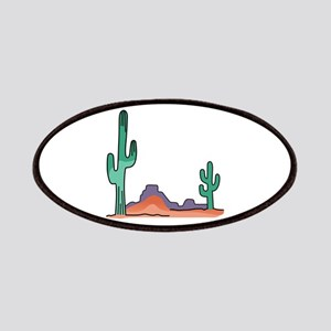 DESERT SCENE Patch