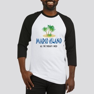 Marco Island Therapy - Baseball Jersey