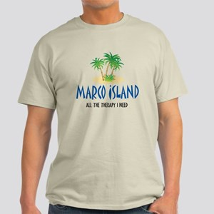 Marco Island Therapy - Light T-Shirt