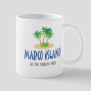 Marco Island Therapy - Mug