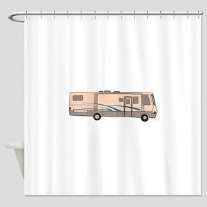 RV MOTORHOME Shower Curtain