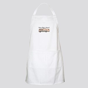 How Big Is Yours? Apron