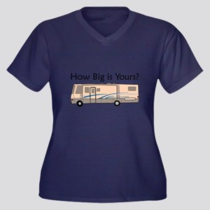 How Big Is Yours? Plus Size T-Shirt