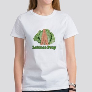 Lettuce Pray Women's T-Shirt