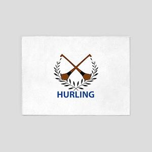 HURLING CREST 5'x7'Area Rug
